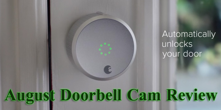 August Doorbell Cam Review